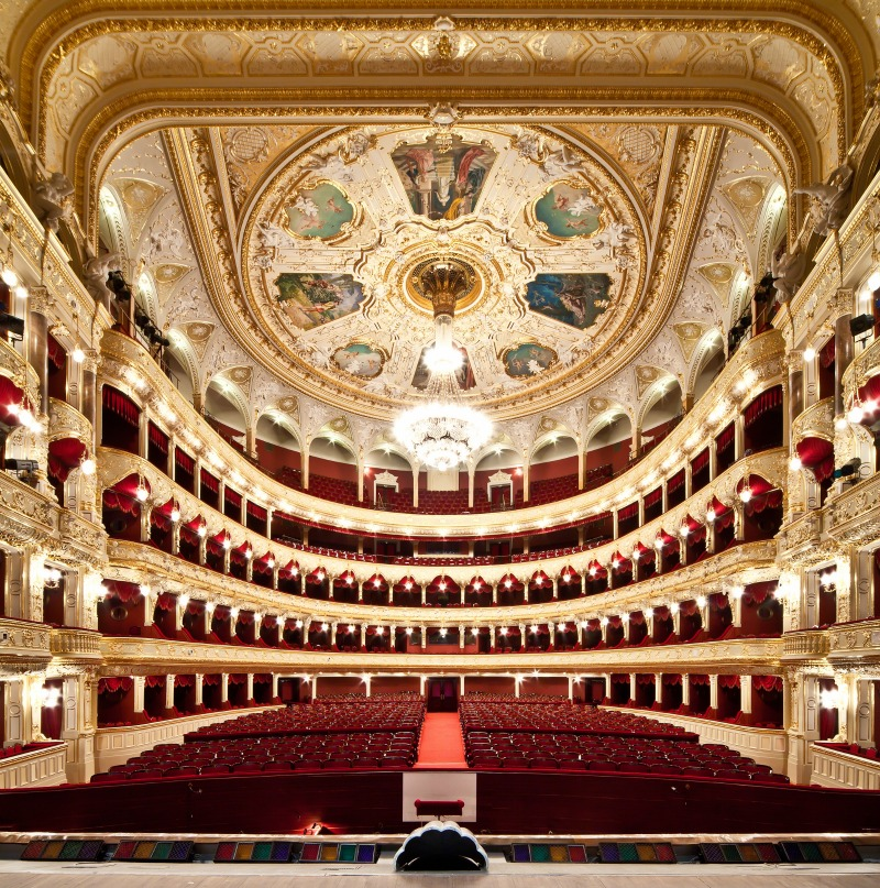 Best Opera Houses in the World
