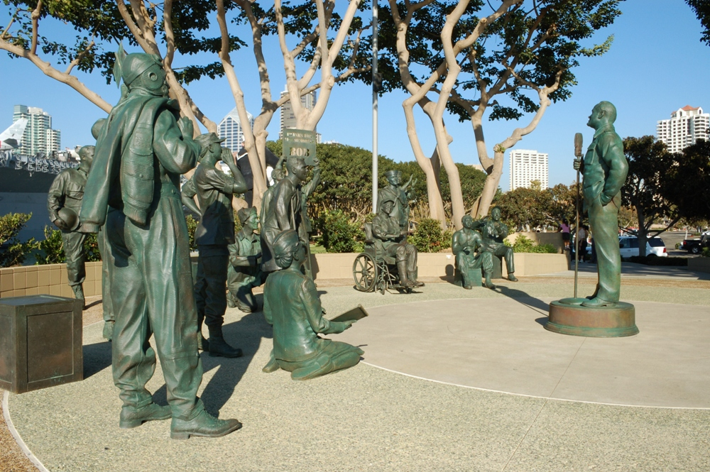 Bob Hope National Tribute – San Diego, California