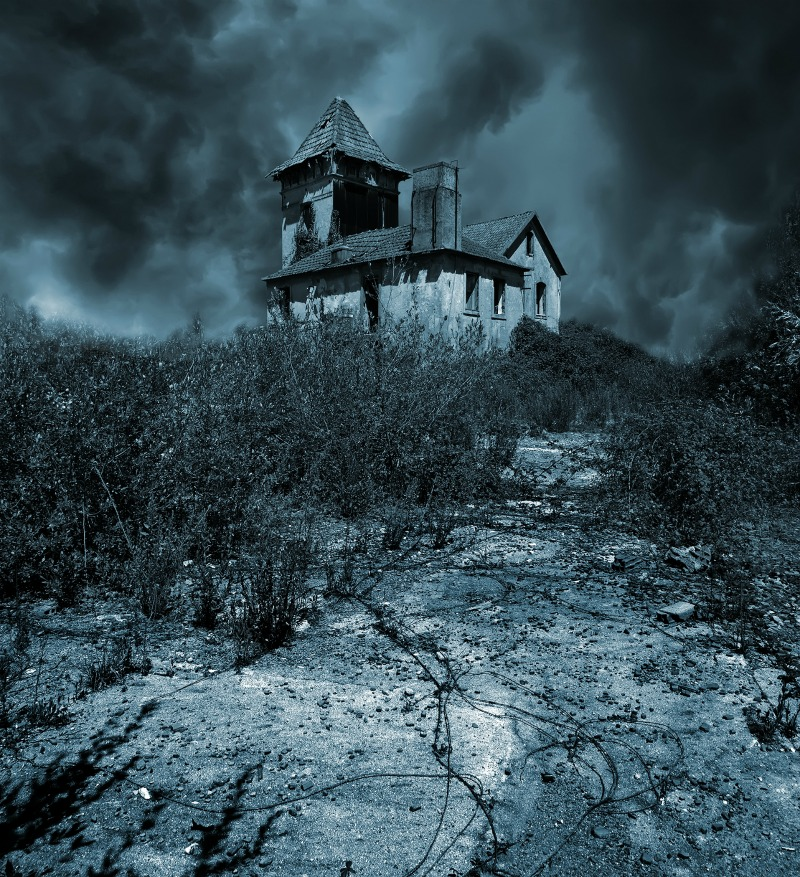 Haunted Landmarks in the South