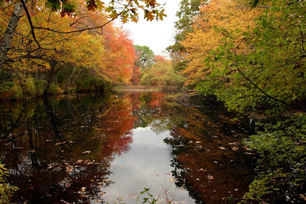Rhode Island Fall Getaway