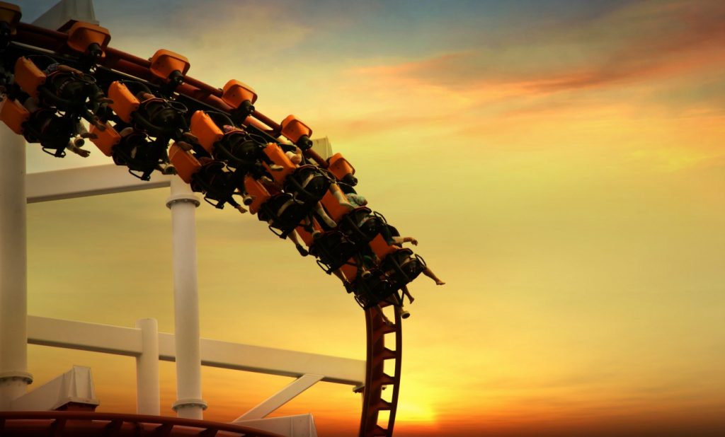 Roller Coasters Built for Speed