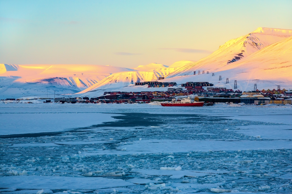 The Svalbard Islands – Norway