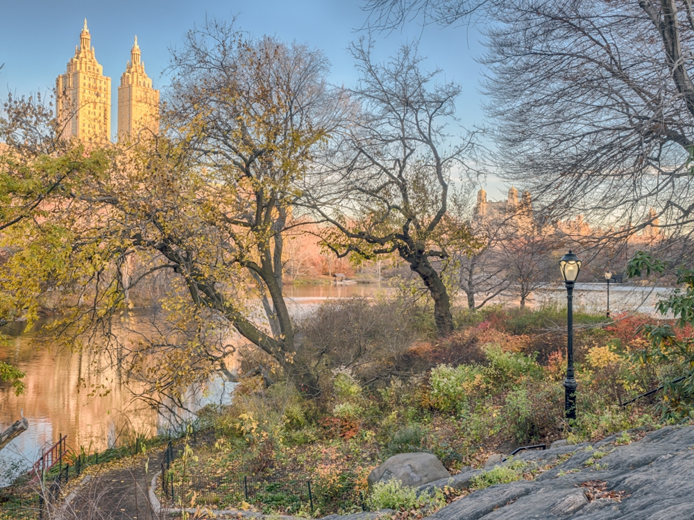 Discover Wagner Cove in Central Park – New York City, New York