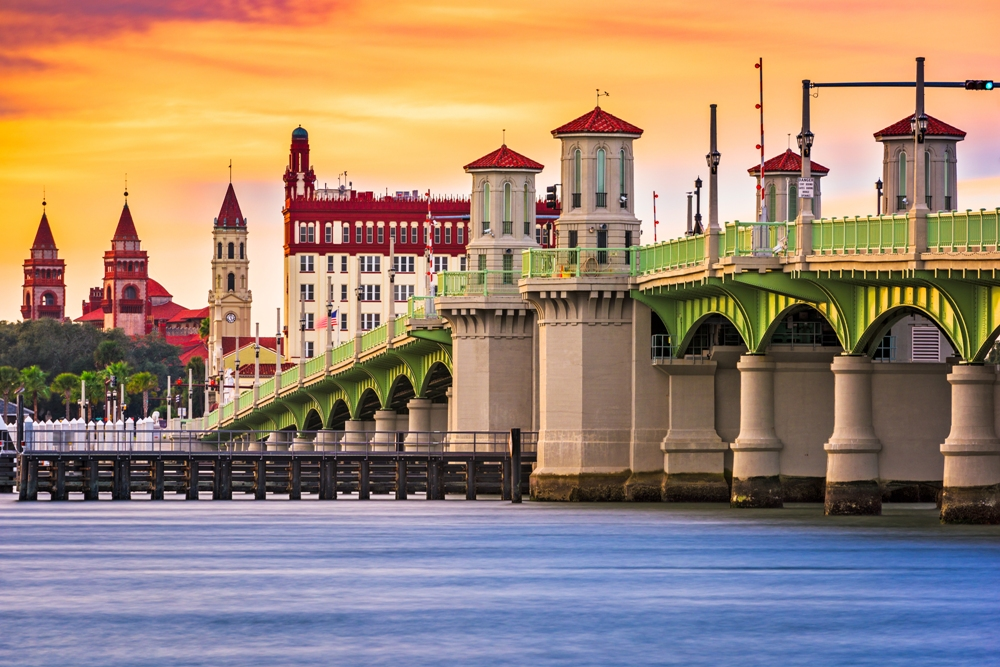 Four Reasons Not To Miss St. Augustine, Florida