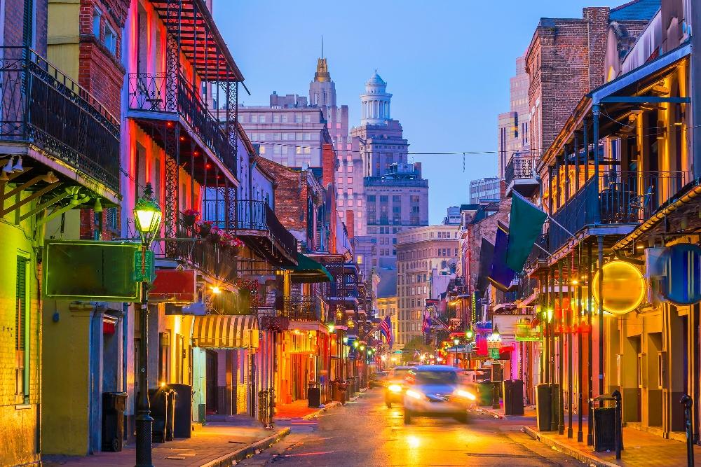 Historic Hotel Monteleone of New Orleans