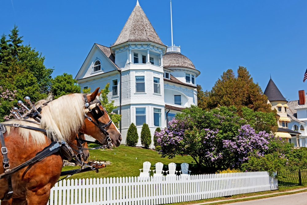 Mackinac Island, More Than Just Your Average Island