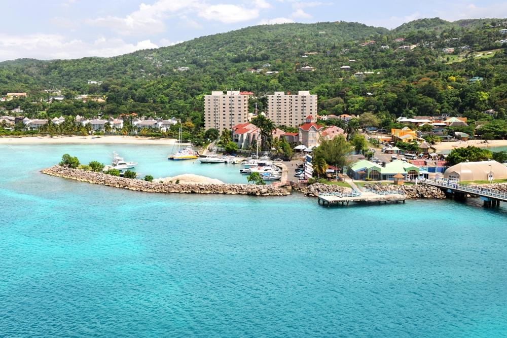 Ocho Rios, By Land, By Sea, By Air