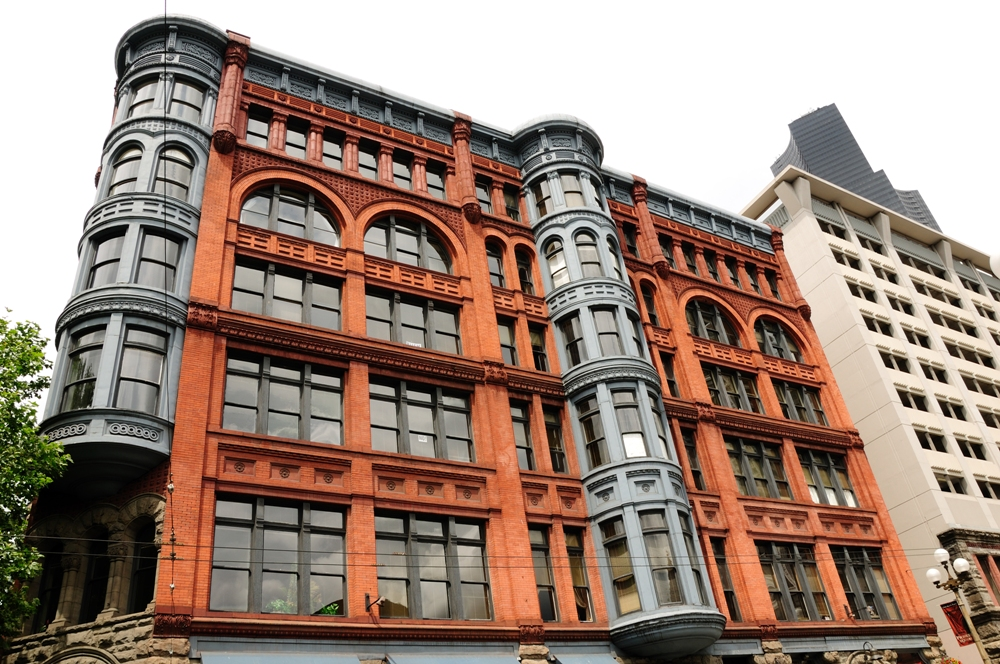 Pioneer Square Historic District – Seattle, Washington
