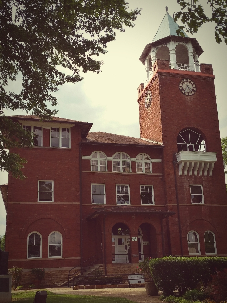 Rhea County Courthouse and Scopes Trial Museum – Dayton, Tennessee