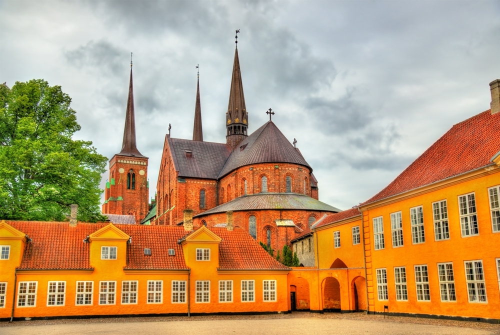 Roskilde Cathedral – Roskilde, Island of Zealand, Scandinavia