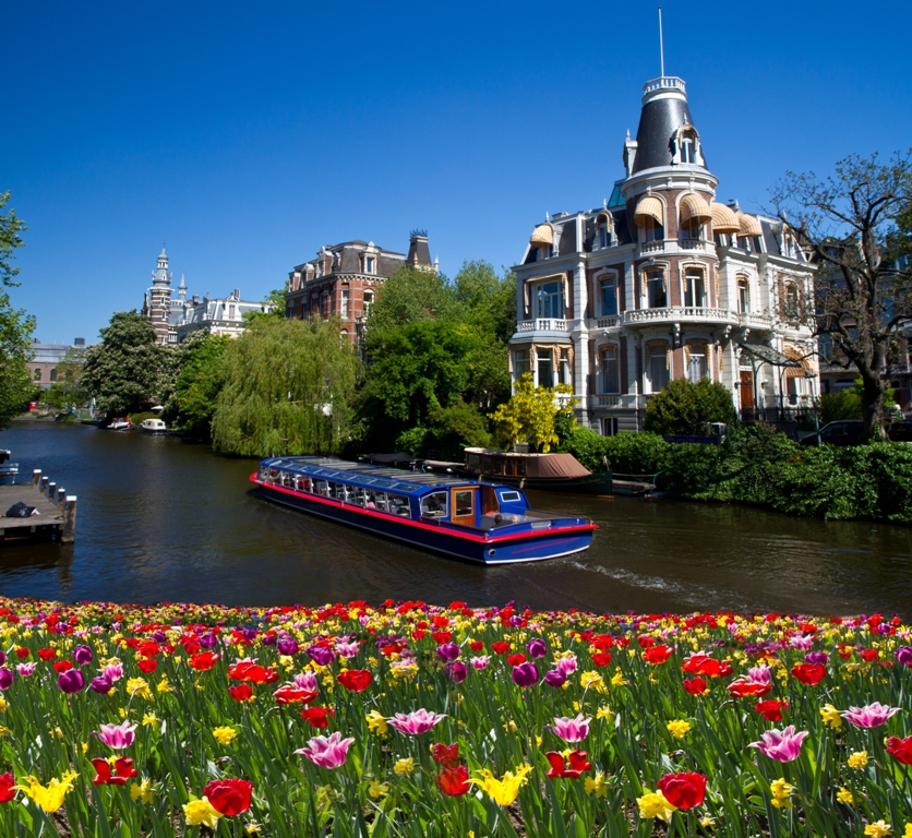 See Historic Amsterdam for Your Next Vacation