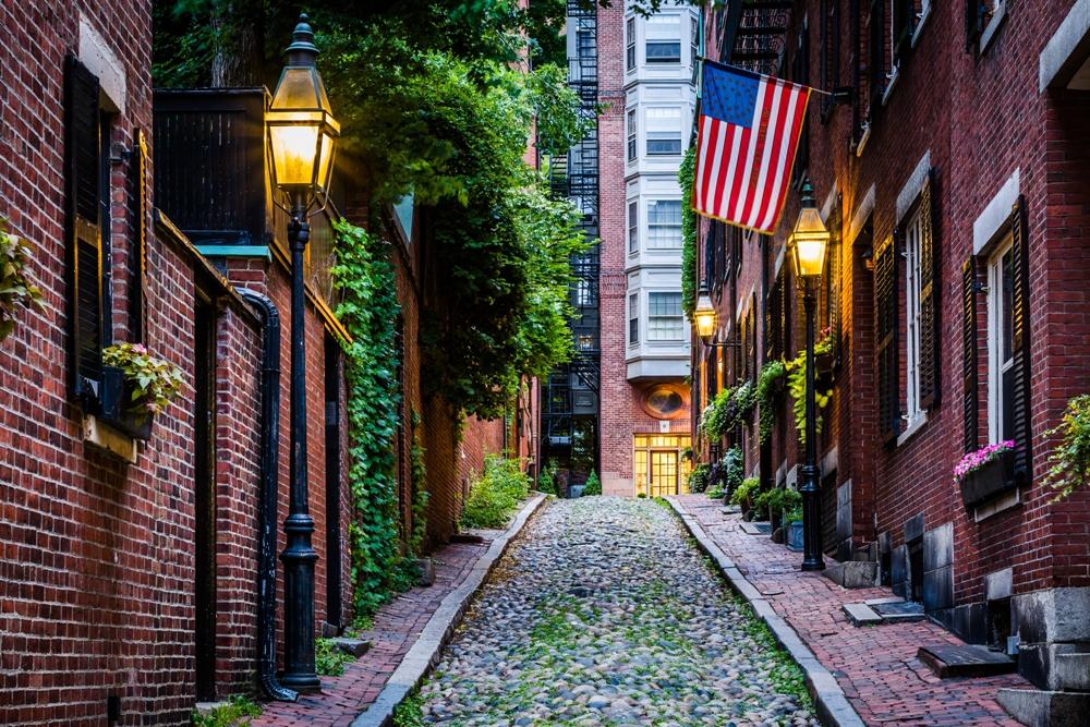 Sightseeing in Boston