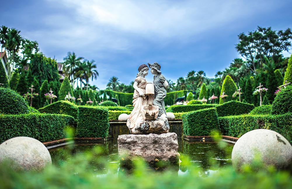 The Chauvin Sculpture Garden
