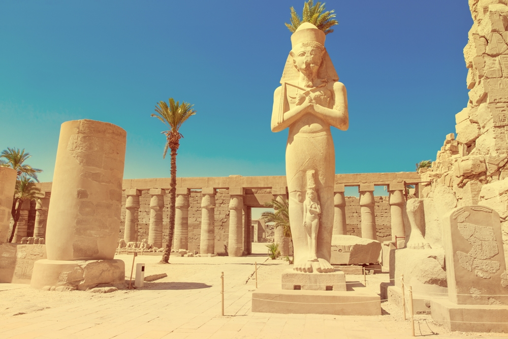 The Ancient Great City of Luxor
