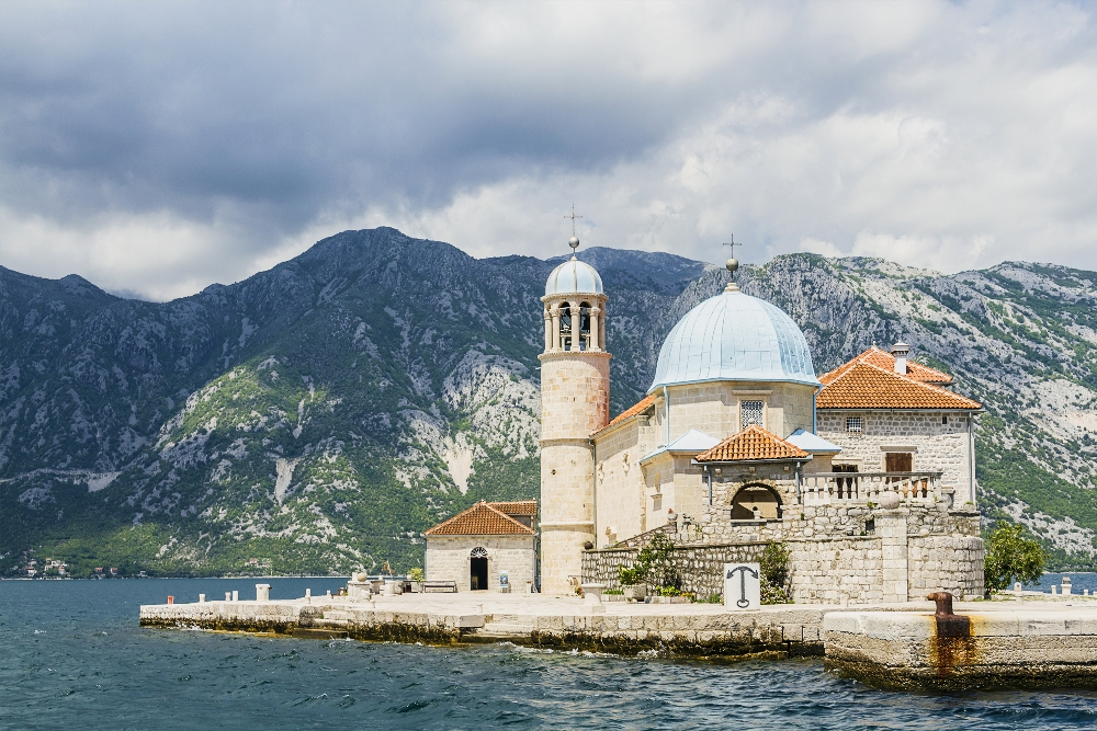 The Legend of Our Lady of the Rocks Church in Montenegro
