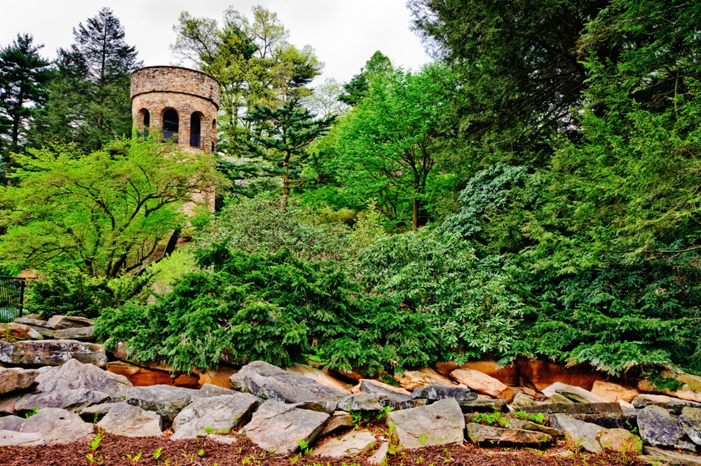 The Nature Castles Of Longwood Gardens Pennsylvania Direct
