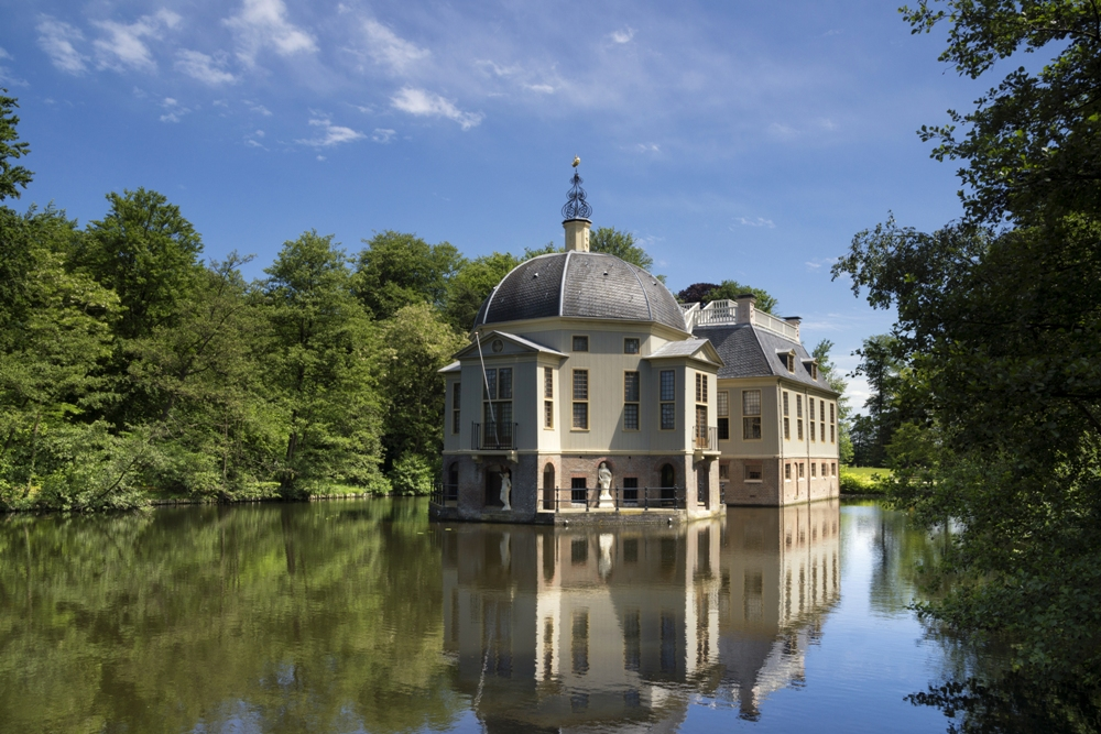 The Trompenburgh Estate of North Holland, The Netherlands