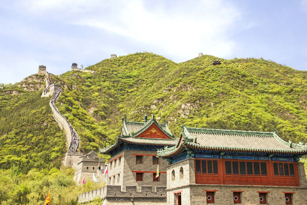 Three Must-See Portions of the Great Wall's Juyong Pass